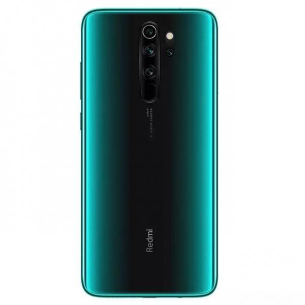 Telefon mobil Xiaomi Redmi Note 8 Pro, 6.53 inch, Mediatek Helio G90T,6GB RAM, 64GB ROM, Android 9.0 cu MIUI V10, Octa-Core, 4500mAh 4