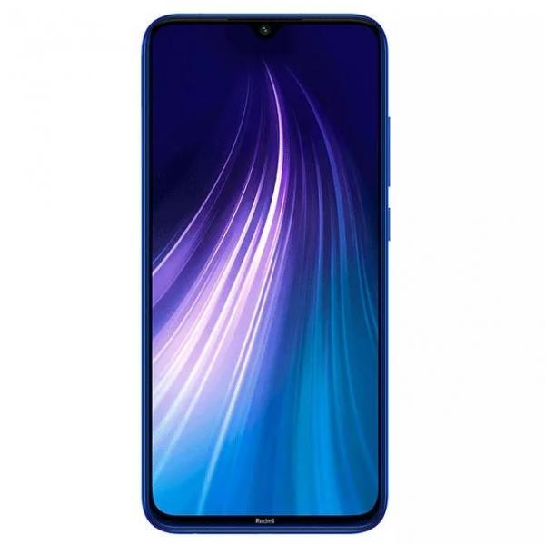 Telefon mobil Xiaomi Redmi Note 8T, 6.3 inch, Snapdragon 665, 4GB RAM, 64GB ROM, Android 9.0 cu MIUI V10, Octa-Core, 4000mAh, Global 3