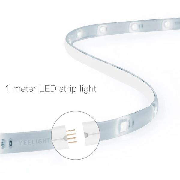 Extensie Xiaomi Yeelight Lightstrip Plus, 1m, RGB imagine