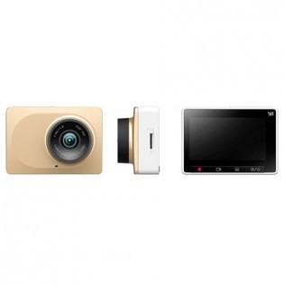 Camera auto Xiaomi Yi DVR  Dashcam  2K , unghi larg de vizualizare 2