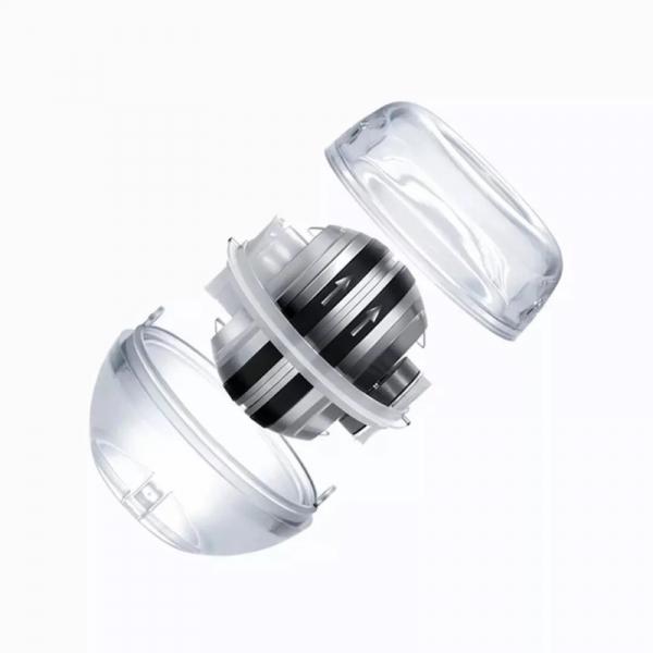 Giroscop de mana cu LED-uri Xiaomi Yunmai Wrist Trainer Negru 3