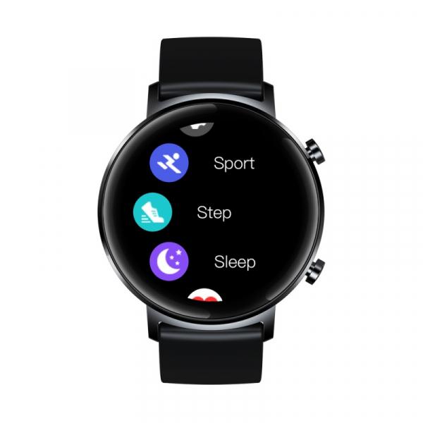 Smartwatch Zeblaze GTR Negru 1