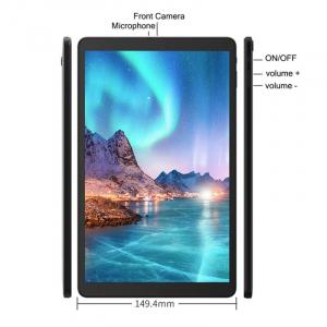 "Tableta Alldocube iPlay 20, 4G, IPS 10.1"", Android 10, 4GB RAM, 64GB ROM, Spreadtrum SC9863A OctaCore, 6000mAh, Dual SIM, Negru6"
