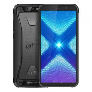 Telefon mobil Blackview BV5500 Plus, 4G, IPS 5.5inch, 3GB RAM, 32GB ROM, Android 10,MT6739 QuadCore, IP68, 4400 mAh, Dual SIM, Negru0