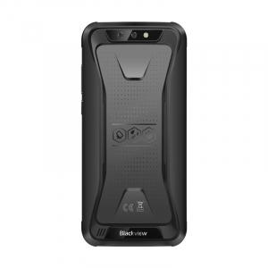Telefon mobil Blackview BV5500, 3G, IPS 5.5inch, Android 8.1, 2GB RAM, 16GB ROM, MTK6580P QuadCore, 4400mAh, Dual SIM, Waterproof, Negru1