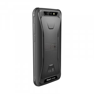 Telefon mobil Blackview BV5500, 3G, IPS 5.5inch, Android 8.1, 2GB RAM, 16GB ROM, MTK6580P QuadCore, 4400mAh, Dual SIM, Waterproof, Negru3