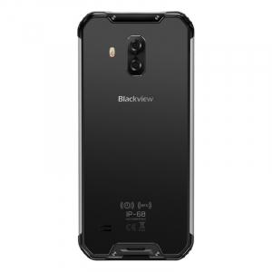 Telefon mobil Blackview BV9600E, 4G, AMOLED 6.21inch, 4GB RAM, 128GB ROM, Android 9.0, Helio P70 OctaCore, Dual SIM, 5580mAh, Gri2