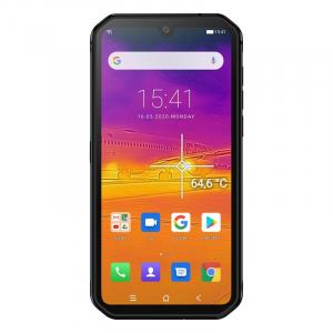 Telefon mobil Blackview BV9900 Pro, 4G, IPS 5.84inch, 8GB RAM, 128GB ROM, Android 9.0, Helio P90, Camera termica, Dual SIM, 4380mAh, Gri1