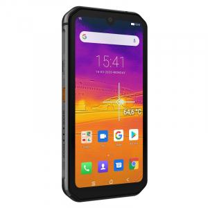 Telefon mobil Blackview BV9900 Pro, 4G, IPS 5.84inch, 8GB RAM, 128GB ROM, Android 9.0, Helio P90, Camera termica, Dual SIM, 4380mAh, Gri3
