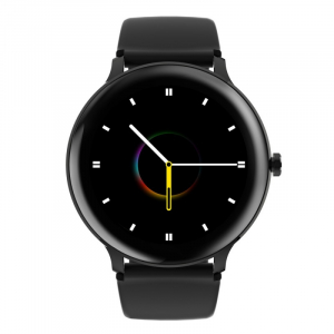 Smartwatch Blackview X2, LCD 1.3inch curbat 2D, Bluetooth, Control muzica, Waterproof 5ATM, 260mAh, Negru0