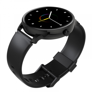 Smartwatch Blackview X2, LCD 1.3inch curbat 2D, Bluetooth, Control muzica, Waterproof 5ATM, 260mAh, Negru3