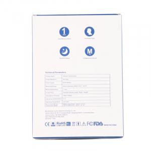 Termometru digital cu infrarosu CLOC SK-T008 pentru adulti si copii, Display iluminat, Masurare rapida 1s fara contact6