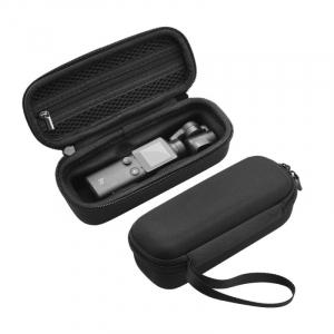 Carcasa de protectie STAR Hard Case pentru camera video de buzunar Xiaomi FIMI Palm Gimbal si accesorii Negru