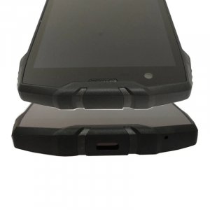 Display OGS original Blackview BV6800 Pro cu rama Negru2