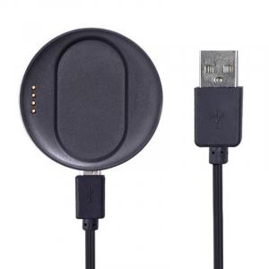 Dock de incarcare original cu cablu USB pentru smartwatch Kospet Prime / Prime SE Negru0