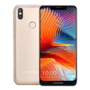"Telefon mobil DOOGEE BL5500 Lite, 4G, IPS 6.19"", 2GB RAM, 16GB ROM, Android 8.1,MT6739WA QuadCore, 5500mAh, Dual SIM, Gold0"