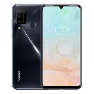 "Telefon mobil Doogee N20 Pro, 4G, IPS 6.3"" Waterdrop, 6GB RAM, 128GB ROM, Android 10, Helio P60, 4400mAh, Dual SIM, Gri0"