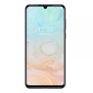 "Telefon mobil Doogee N20 Pro, 4G, IPS 6.3"" Waterdrop, 6GB RAM, 128GB ROM, Android 10, Helio P60, 4400mAh, Dual SIM, Gri1"
