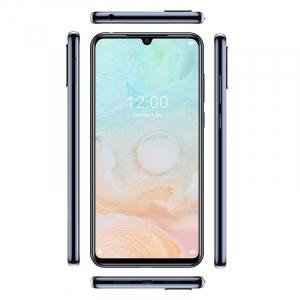 "Telefon mobil Doogee N20 Pro, 4G, IPS 6.3"" Waterdrop, 6GB RAM, 128GB ROM, Android 10, Helio P60, 4400mAh, Dual SIM, Gri3"