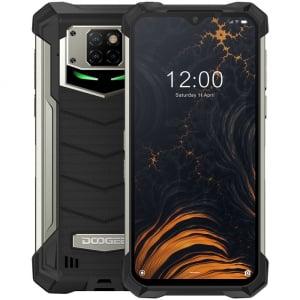 "Telefon mobil Doogee S88 Pro Negru, 4G, IPS 6.3"", 6GB RAM, 128GB ROM, Android 10, Helio P70 OctaCore, Waterproof, 10000mAh, Dual SIM0"