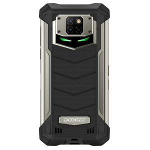 "Telefon mobil Doogee S88 Pro Negru, 4G, IPS 6.3"", 6GB RAM, 128GB ROM, Android 10, Helio P70 OctaCore, Waterproof, 10000mAh, Dual SIM2"