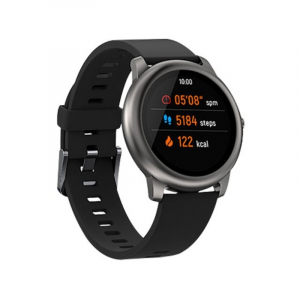 "Smartwatch Xiaomi Haylou Solar LS05, TFT 1.28"", Multi-sport, Bluetooth v5.0, IP68, 340mAh, Global, Negru1"