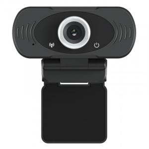 Camera Web Xiaomi IMILAB W88S FHD cu microfon si sistem de prindere pentru trepied, 2MP, Alimentare USB0