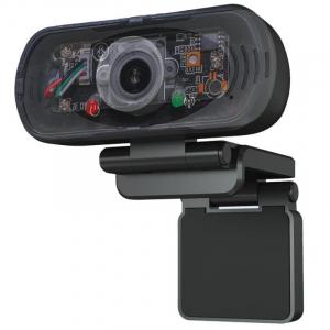 Camera Web Xiaomi IMILAB W88S FHD cu microfon si sistem de prindere pentru trepied, 2MP, Alimentare USB2