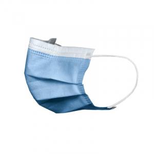 Masca de protectie civila, calitate superioara, 3 straturi, 3 pliuri1