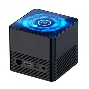 TV Box OMIKAI K1, 6K, Incarcator wireless, Android 10, 4GB RAM, 32GB ROM, Cortex-A53 QuadCore, WiFi, Bluetooth v5.0, Slot memorie3