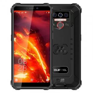 "Telefon mobilOukitel WP5 Pro, 4G, IPS 5.5"", 4GB RAM, 64GB ROM, Android 10, Helio A25 OctaCore, Waterproof, 8000mAh, Dual SIM, Negru0"