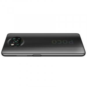 """Telefon mobil Xiaomi POCO X3 NFC, 4G, IPS 6.67"""", 6GB RAM, 64GB ROM, MIUI v12 POCO, Snapdragon 732G, NFC, 5160mAh, Dual SIM, EU, Gri4"""