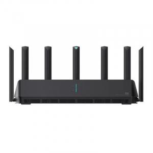 Router Wi-Fi Xiaomi AIoT AX3600, Wi-Fi 6 600Mb, 5Ghz, WPA3, Dual Band, 2976Mbs, Qualcomm A53, 6 Core, OFDMA, MU-MIMO, 7 antene0