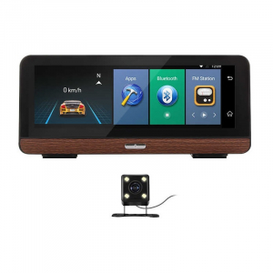 Navigator pentru bord Star CamLive E03 DVR 4G, IPS 8inch, 1GB RAM, 16GB ROM, Android 5.1, GPS, ADAS, Wi-Fi, Bluetooth, Camera fata/spate0