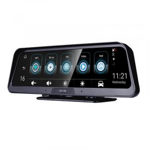 "Navigator pentru bord Star Senatel Q98 DVR, 4G, IPS 10"", 2GB RAM, 32GB ROM, Android 8.1, GPS, ADAS, Wifi, Night Vision, Monitorizare 24/240"