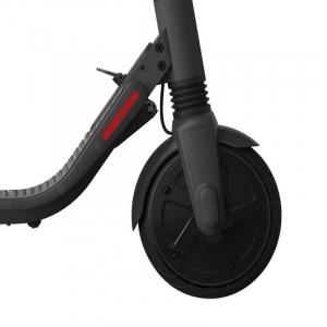 Trotineta electrica pliabila Ninebot Segway Kickscooter ES2, IP54, 300w, 25Km/h, 25Km, Aplicatie mobil, Lumini, Global, Gri3