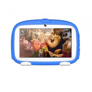 """Tableta Beneve Q718, 3G, LCD 7"""", Android 9, 1GB RAM, 16GB ROM, Wi-Fi, Camera, Slot card, 2800mAh, Albastru2"""