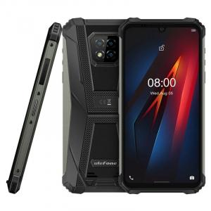"Telefon mobil Ulefone Armor 8, 4G, IPS 6.1"", 4GB RAM, 64GB ROM, Android 10, Helio P60, Camera submersibila, 5580mAh, Dual SIM, Negru2"