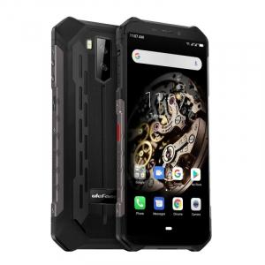 Telefon mobil Ulefone Armor X5, 4G, IPS 5.5inch, 3GB RAM, 32GB ROM, Android 10.0, MT6762OctaCore, Waterproof, 5000mAh, Dual SIM, Negru1