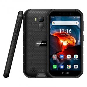 Telefon mobil Ulefone Armor X7 Pro, 4G, IPS 5inch, 4GB RAM, 32GB ROM, Android 10, Helio A20 QuadCore, NFC, 4000mAh, Dual SIM, Negru3