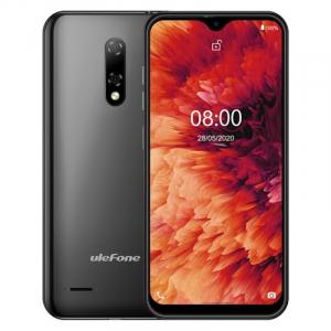 "Telefon mobil Ulefone Note 8P, 4G, IPS 5.5"" Waterdrop, 2GB RAM, 16GB ROM, Android 10 GO, MT6737 QuadCore, 2700mAh, Dual SIM, Negru0"