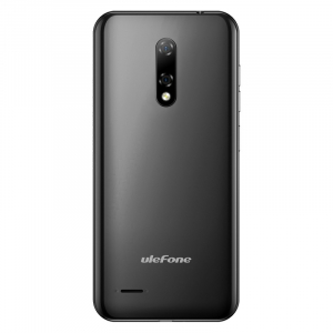 "Telefon mobil Ulefone Note 8P, 4G, IPS 5.5"" Waterdrop, 2GB RAM, 16GB ROM, Android 10 GO, MT6737 QuadCore, 2700mAh, Dual SIM, Negru2"