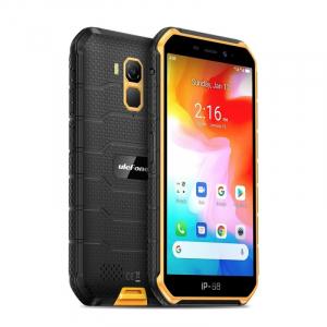 Telefon mobil Ulefone Armor X7, 4G, IPS 5inch, 2GB RAM, 16GB ROM, Android 10, Helio A20 QuadCore, NFC, 4000mAh, Dual SIM, Orange2