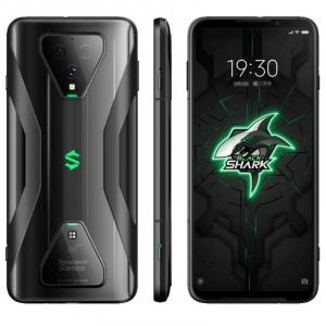 Telefon mobil Xiaomi Black Shark 3 Gaming Phone 5G, AMOLED 6.67inch, 8GB RAM, 128GB ROM, Snapdragon865, 2x 2360mAh, Dual SIM, Global, Negru3