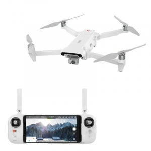 Drona Xiaomi FIMI X8 SE 2020, Camera 4K, 12MP Sony CMOS, Gimbal pe 3 axe, GPS, 35 min timp zbor, Slot memorie, 4500mAh, Alb0