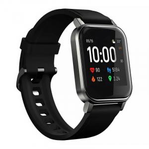 "Smartwatch Xiaomi Haylou LS02, TFT 1.4"" Touch Screen, Multi-sport, Bluetooth v5.0, IP68, 260mAh, Negru0"