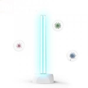 Lampa UV Xiaomi Huayi UV Ozone Sterilization Lamp cu 2 tuburi pentru sterilizare 360° si ozon de 38W Alb2