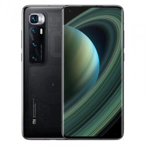 """Telefon mobil Xiaomi Mi 10 Ultra, 5G, AMOLED 6.67"""" curbat, 8GB RAM, 256GB ROM, MIUI v12, Snapdragon 865, 4500mAh, ROM global, Transparent0"""