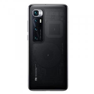 """Telefon mobil Xiaomi Mi 10 Ultra, 5G, AMOLED 6.67"""" curbat, 8GB RAM, 256GB ROM, MIUI v12, Snapdragon 865, 4500mAh, ROM global, Transparent2"""