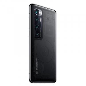 """Telefon mobil Xiaomi Mi 10 Ultra, 5G, AMOLED 6.67"""" curbat, 8GB RAM, 256GB ROM, MIUI v12, Snapdragon 865, 4500mAh, ROM global, Transparent3"""